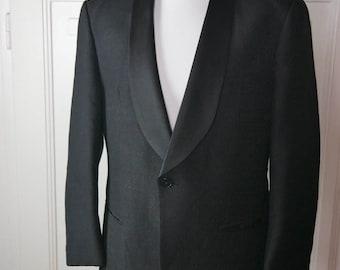 VintageTuxedo 40inch dinner jacket 40inch chest EU 56 102cm Loretto Vcs1WJTbQx