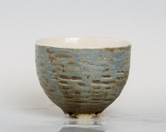 BALMARIA - Porcelain bowl, unique, handmade, OOAK