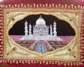 Taj Mahal Tapestry