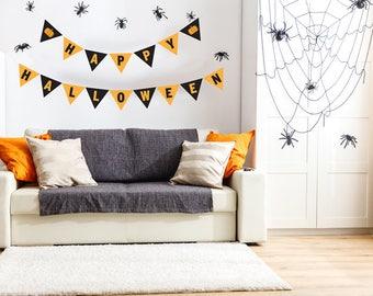 Happy Halloween Bunting Printable