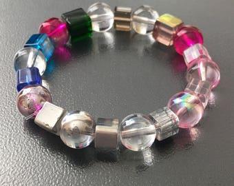 Contemporary Art Bracelet