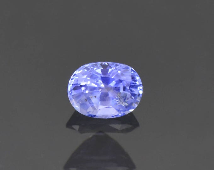 Unique Inclusion Cat's Eye Blue Sapphire Gemstone from Sri Lanka 1.47 cts.