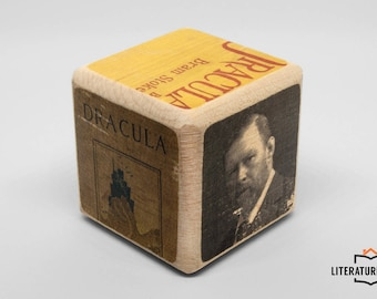 Writer's Block: Bram Stoker (Dracula)