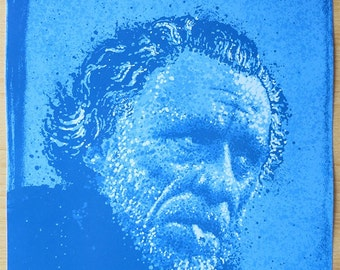 Charles Bukowski Print