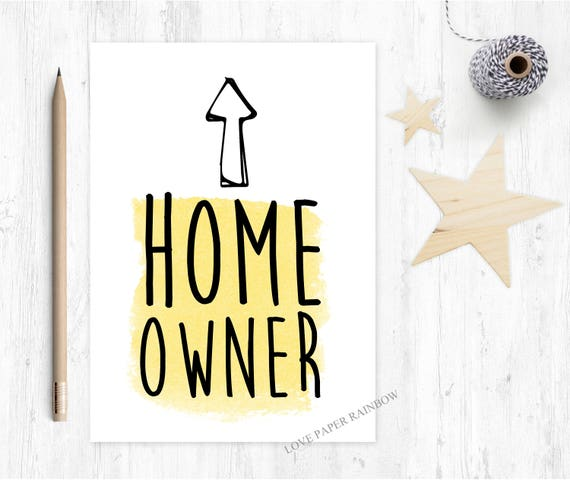 funny new home card, new home card, moving house card, 1st home card, first home card, funny first home card, funny 1st home card home owner