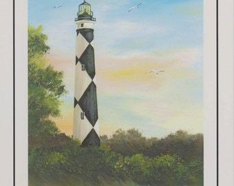 Cape Lookout Print