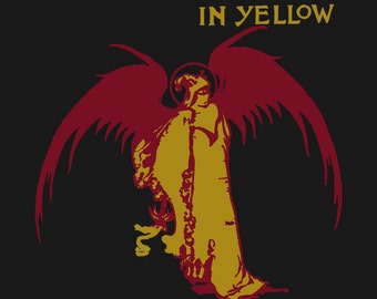 The King In Yellow Book Art Shirt