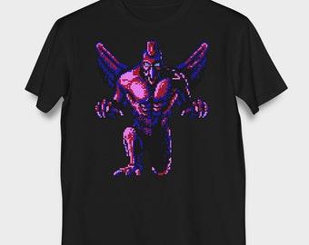 Castlevania 3 Dracula Final Form Shirt