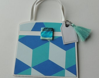 Gift Card Holder, Purse Holder for Gift Card, Money, or Check.