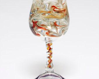 Handblown Borosilicate Wine Glasses