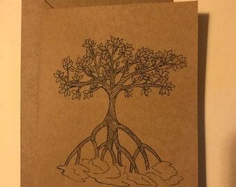 Mangrove notecards (10 pack)