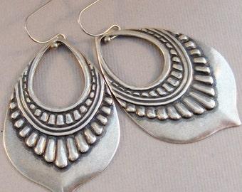 Your Tribe,Tribal Earring,Tribal Jewelry,Wedding Earring,Gypsy Earring,Gypsy Jewelry,Boho Earring,Boho ,Silver Earring,vallegirldesig