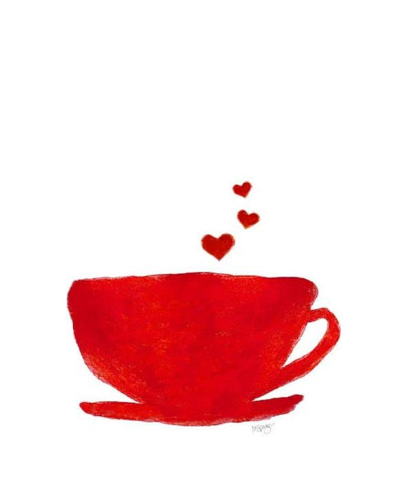 Retro Kitchen Art, Coffee Art Print