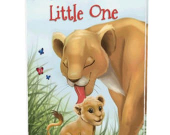Personalized Children's Book, Little One Little One, Personalized Book For Kids, Baby Shower Gift, Kids Books, Books For Children