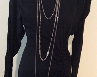 Lot of 3 Chains/Hippy/Boho/Costume Jewelry