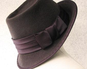 Custom Porkpie and Snap-Brim Hats