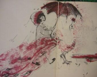 1966 Suki and the Old Umbrella