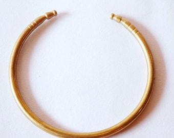 Brass Bracelet - Slim