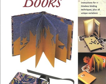 The Essential Guide to Making Handmade Books by Gabrielle Fox c 2000