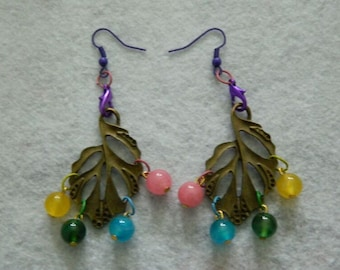 Unusual Designed and Handmade Earrings
