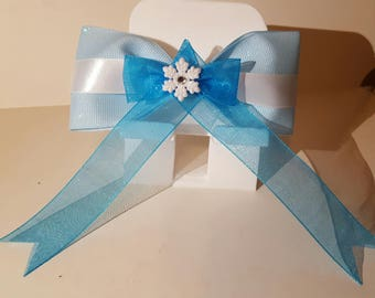 Frozen Inspired Hair Bow (FREE SHIPPING!)