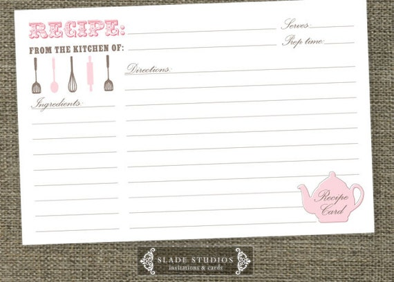 Recipe cards from the kitchen of vatozozdevelopment recipe cards from the kitchen of stopboris Image collections