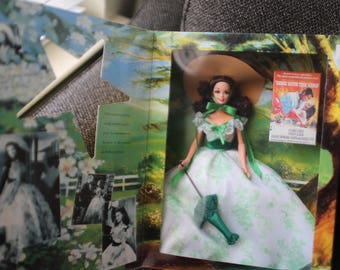 Gone With the Wind Scarlett O'Hara Collectible Barbie