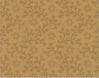 8206 0190 / Marcus Brothers / Pieceful Pines / Fabric / Pam Buda / Tan