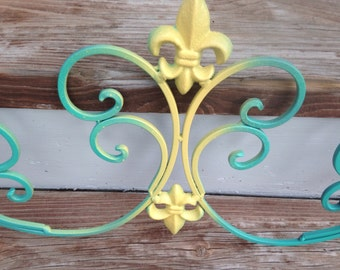 Shabby Chic Wall Decor, Metal Wall Decor, Shipping NOT incLudEd In tHE Price