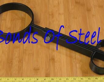 Shrew's Fiddle Restraint Bonds of Steel Mature BDSM
