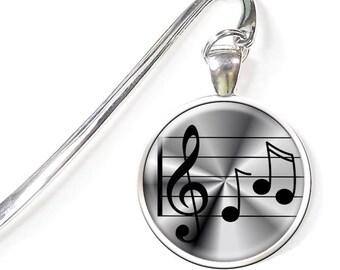 Musical Bookmark, Musician Gift, Music Teacher Gift, Orchestra Present, Classic Music Bookmark, Musical Gift, Orchestra Member Gift, Teacher