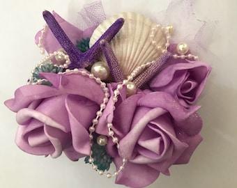 Trailing Pearls Hairflower