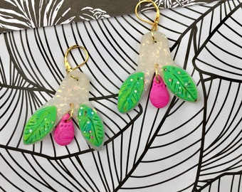 Flora Pow Earrings