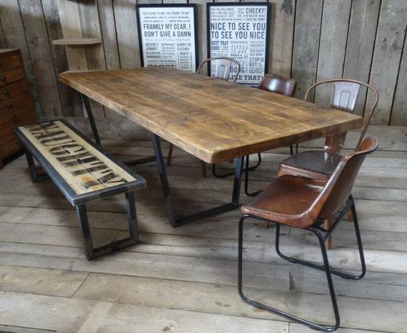 John Lewis Calia Style Extending Vintage Industrial Reclaimed