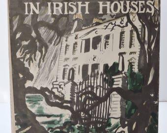 Vintage Book, Ghosts In Irish Houses,James Reynolds,Bonanza Books,New York,1947,Ghost Stories,Halloween