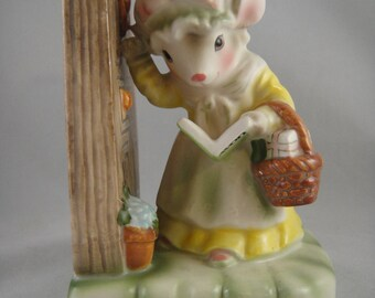 My First Call Avon The Precious Moments Collection Mouse Figurine