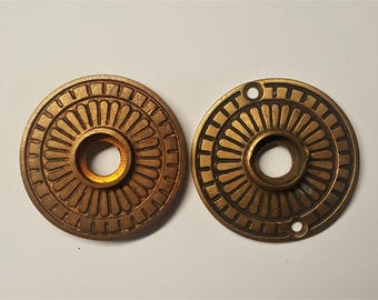Decorative Bronze Rosettes 531316