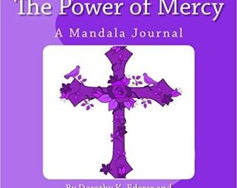 The Power of Mercy Mandala Journal