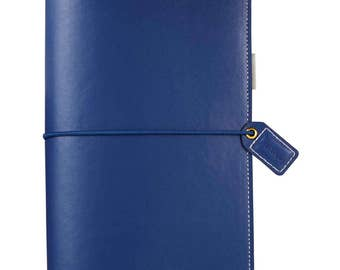 Webster Pages - Color Crush - Travelers Journal - Navy, Planner