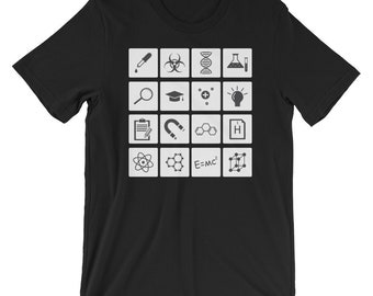 Science Teacher T-shirt School Tee
