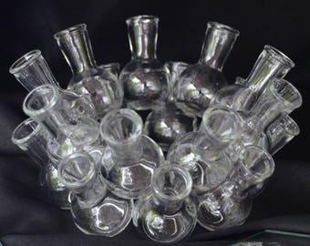 eb2381 Many Bottle 18 Bud Vase Centerpiece Banquet Table Decor Unusual