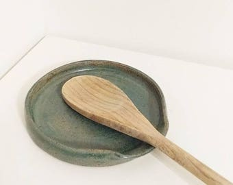 Spoon Rest, Spoon Holder, Drip plate