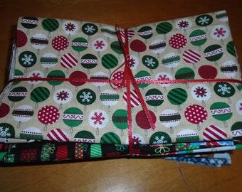 Christmas fat quarter bundle