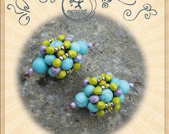 Marci- beaded bead - PDF instruction for personal use only
