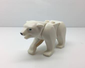 Lego Polar Bear Animal FREE US SHIPPING