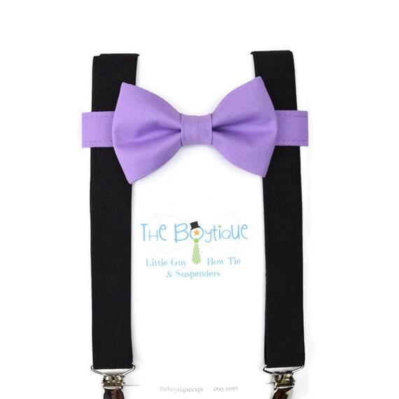 Cheap Purple Suspenders