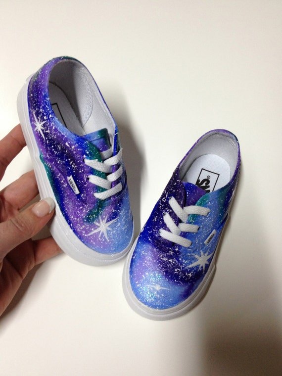 Vans Off The Wall Galaxy Shoes