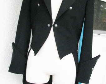 Custom Tailcoats, Classic and Goth----Made to Measure