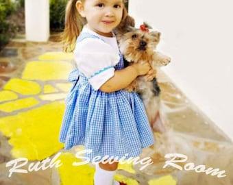 Dorothy Costume For Girls