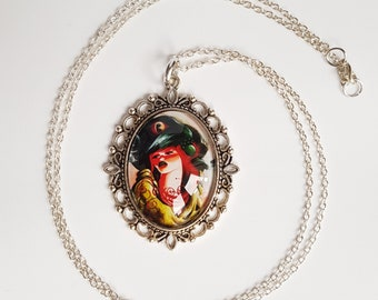 Carny (Necklace with Pendant)